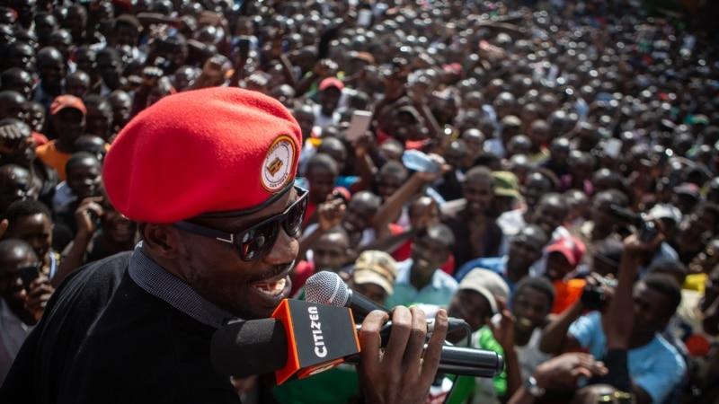 L'opposant ougandais Bobi Wine interpellé par la police