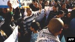 Совместная демонстрация в Яффе