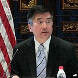 美國駐華大使駱家輝