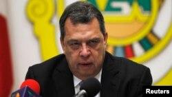 El gobernador de Guerrero, Ángel Aguirre Rivero, dejó su cargo a raíz del caso de los estudiantes desaparecidos.