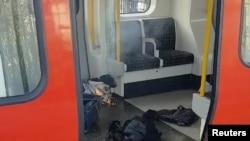 Metro de Londres atacado