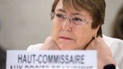 La Commissaire de l'ONU aux droits de l'Homme dénonce des violences contre des candidats de l'opposition