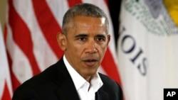 美国前总统奥巴马