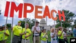Trump Impeachment Whistleblower