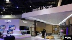 روز نخست نمایشگاه محصولات الکترونیکی لاس وگاس؛ خانه های هوشمند