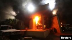 Консульство США в Бенгази, 12 сентября 2012