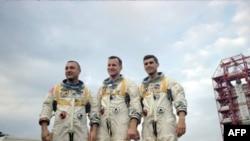 Загиблі члени екіпажу «Апполо-1»