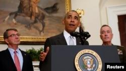 Президент Обама в Білому домі