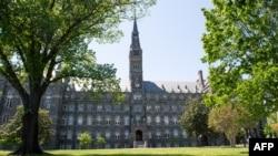 Đại học Georgetown, thủ đô Washington DC