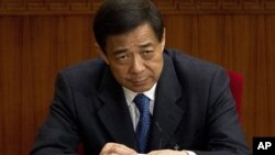 Bo Xilai (March 11, 2012)