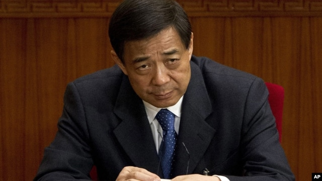 Bo Xilai (March 11, 2012)