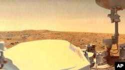 Марс: в поисках жизни