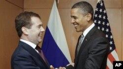 تقاضای اوباما از جمهوریخواهان بخاطری تائید پیمان ستارت