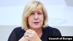 Dunya Miyatoviç, Avropa Şurasının İnsan Haqları üzrə Komissarı