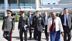AQSh generali Mirziyoyev bilan nima haqda gaplashdi?