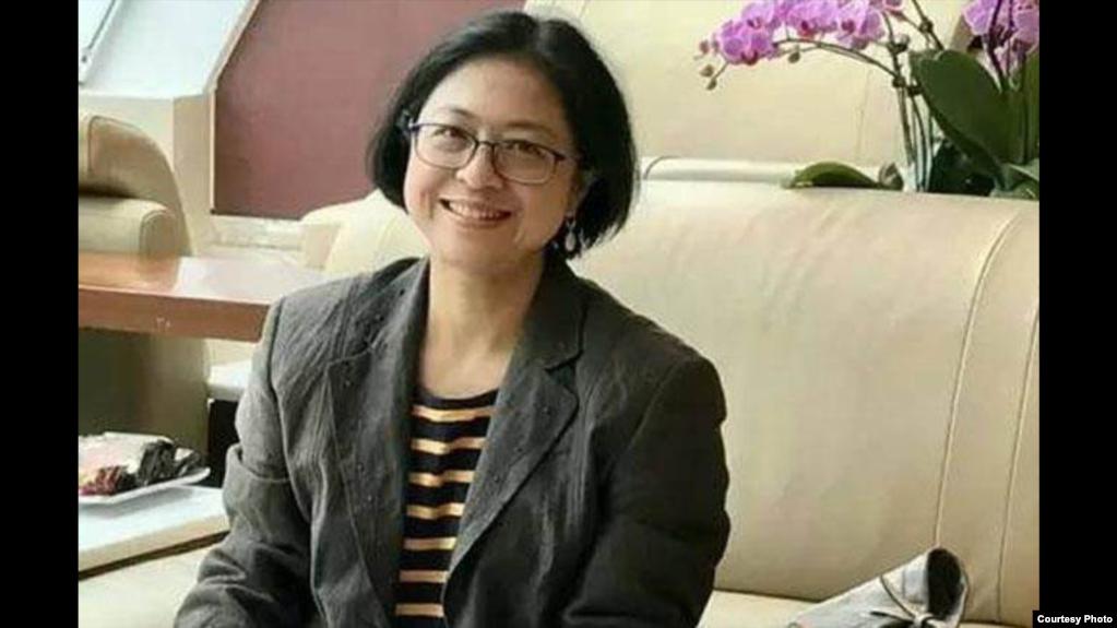 卢丽安(上海台联会网站)