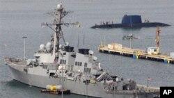 이스라엘 해군 군함(자료사진)