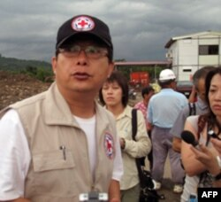 陈宗良,台湾红十字会赈济处处长