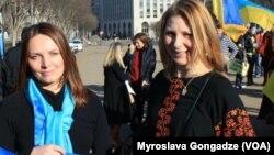 Фото з архіву Мирослави Гонгадзе