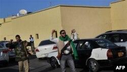 Триполи. Ливия. 19 марта 2011 года