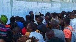 """Organizações juvenis de Angola protestam contra """"violação de direitos"""" – 2:37"""