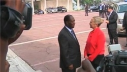 Clinton, Ouattara Discuss Ivorian Reconciliation