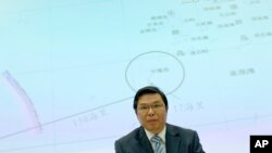 Phó Vụ trưởng Vụ Biên giới của Bộ Ngoại giao Trung Quốc Dịch Tiên Lương nói giới hữu trách Trung Quốc 'kinh ngạc' vì những hành động của phía Việt Nam.