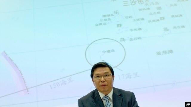 Phó Vụ trưởng Vụ Biên giới Trung Quốc Dịch Tiên Lương nói Việt Nam đã gửi tàu vũ trang tới điểm nóng này trong khi Trung Quốc chỉ đưa các tàu dân sự ra đây.