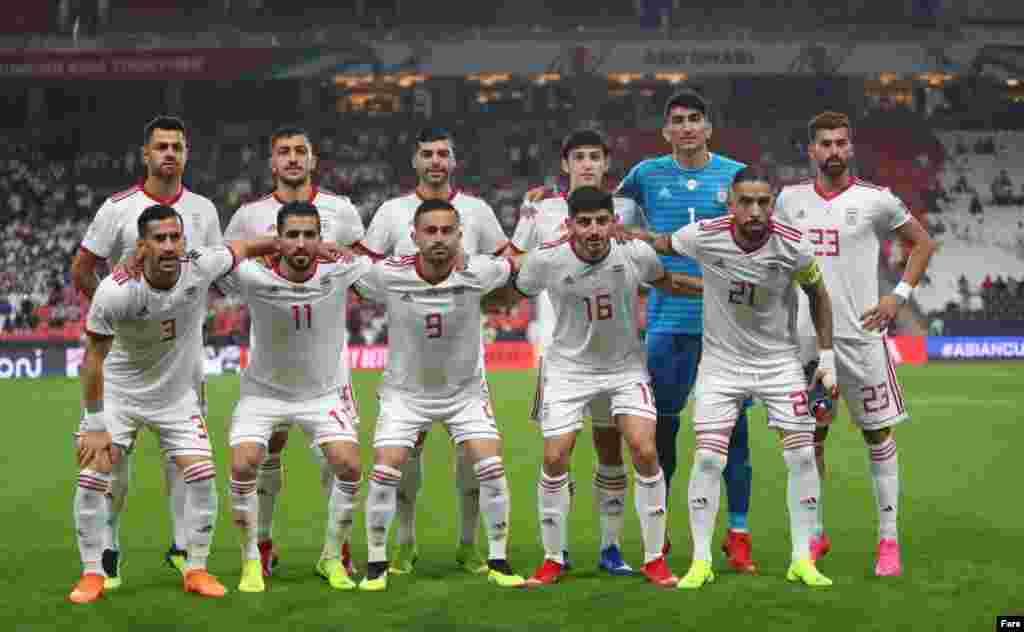بعد از پایان مرحله اول جام ملت های آسیا، تیم ملی ایران در مرحله یک هشتم نهایی در امارات باید به مصاف تیم ملی عمان برود.