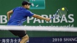 صعود اندی رادیک به دور بعد تنیس شانگهای