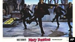 """""""Mary Poppins"""" se estrenó en 1964 y celebrará los 50 años con el estreno de una nueva versión."""