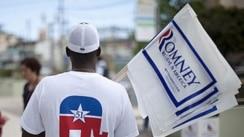 La campaña de Romney analiza los candidatos a la vicepresidencia.