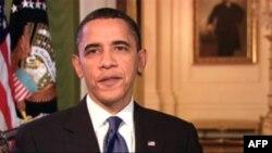 ABŞ prezidenti Barak Obama 2010-cu il Novruz mesajı ilə çıxış edir