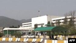 Парламент Пакистану в Ісламабаді
