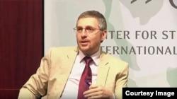 Ivan Safranchuk, Rossiya eksperti, Vashingtonda so'zlamoqda, 27-oktabr, 2015