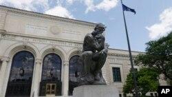 Детройт. Институт искусств.