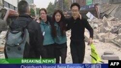 Yeni Zelanda'da Depremde 65 Kişi Öldü