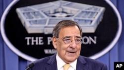 美国国防部长帕内塔(资料照片)
