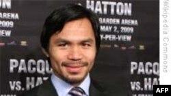 Trận đấu quyền Anh đỉnh cao giữa Mayweather-Pacquiao bị hủy