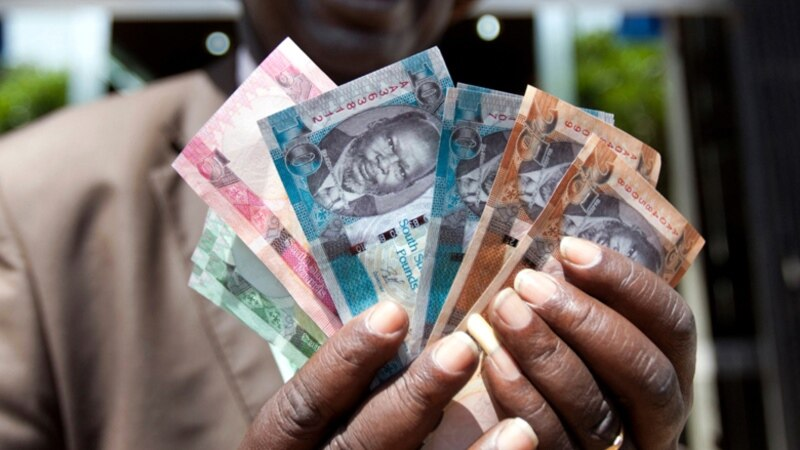 South Sudan Money Transfer Services Hit by Crisis