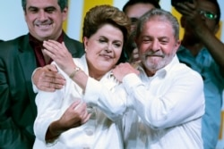 Manifestações podem estar a fortalecer posição da presidente brasileira, diz analista 3:15