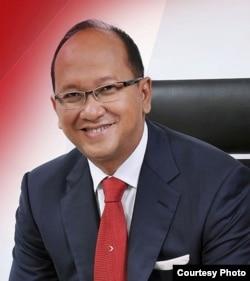 Ketua KADIN Indonesia, Rosan Roeslani