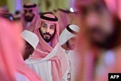 Príncipe heredero de Arabia Saudí, Mohammed bin Salman.
