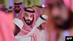 Thái tử Mohammed bin Salman đang là tâm điểm vụ sát hại Khashoggi