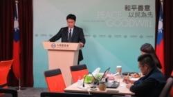 台陆委会:国际社会公认中国大陆介入台湾选举