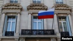 俄罗斯驻纽约领事馆