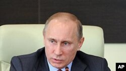 روسی معیشت کی تعمیر نو کا وعدہ