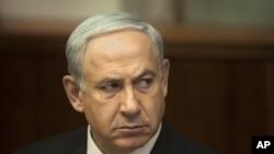 以色列總理內塔尼亞胡(11月11日圖片)