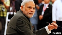 FILE - Indian Prime Minister Narendra Modi