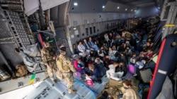 美國與其他盟國繼續從阿富汗撤出人員